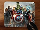 Compass Litho Comic Book Hero Desktop Office Silicone Mouse Pad