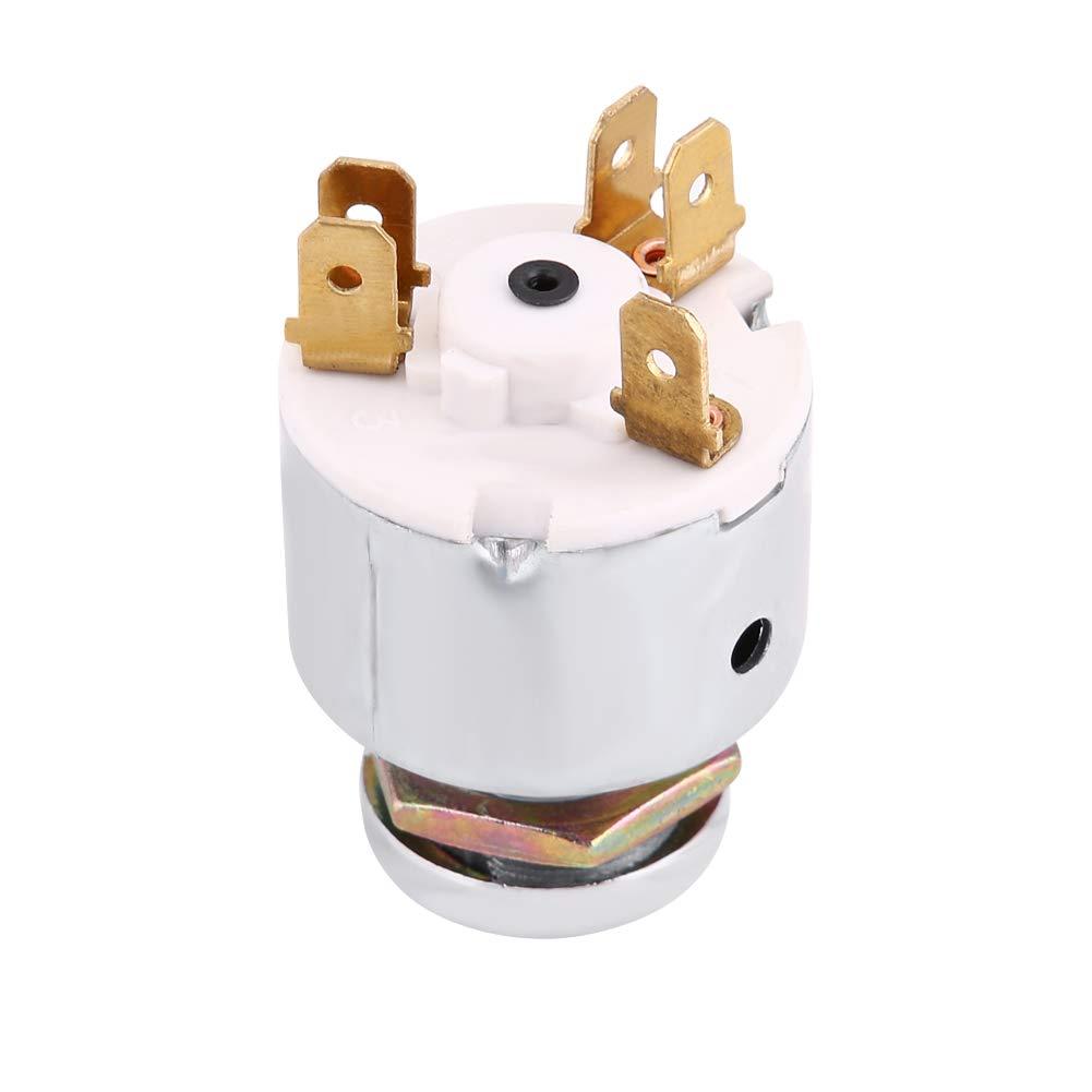 12V Universal Engine Start Switch Ignition Control Switch Car Auto 4 Position ON OFF Start Ignition Switch Controls with Keys