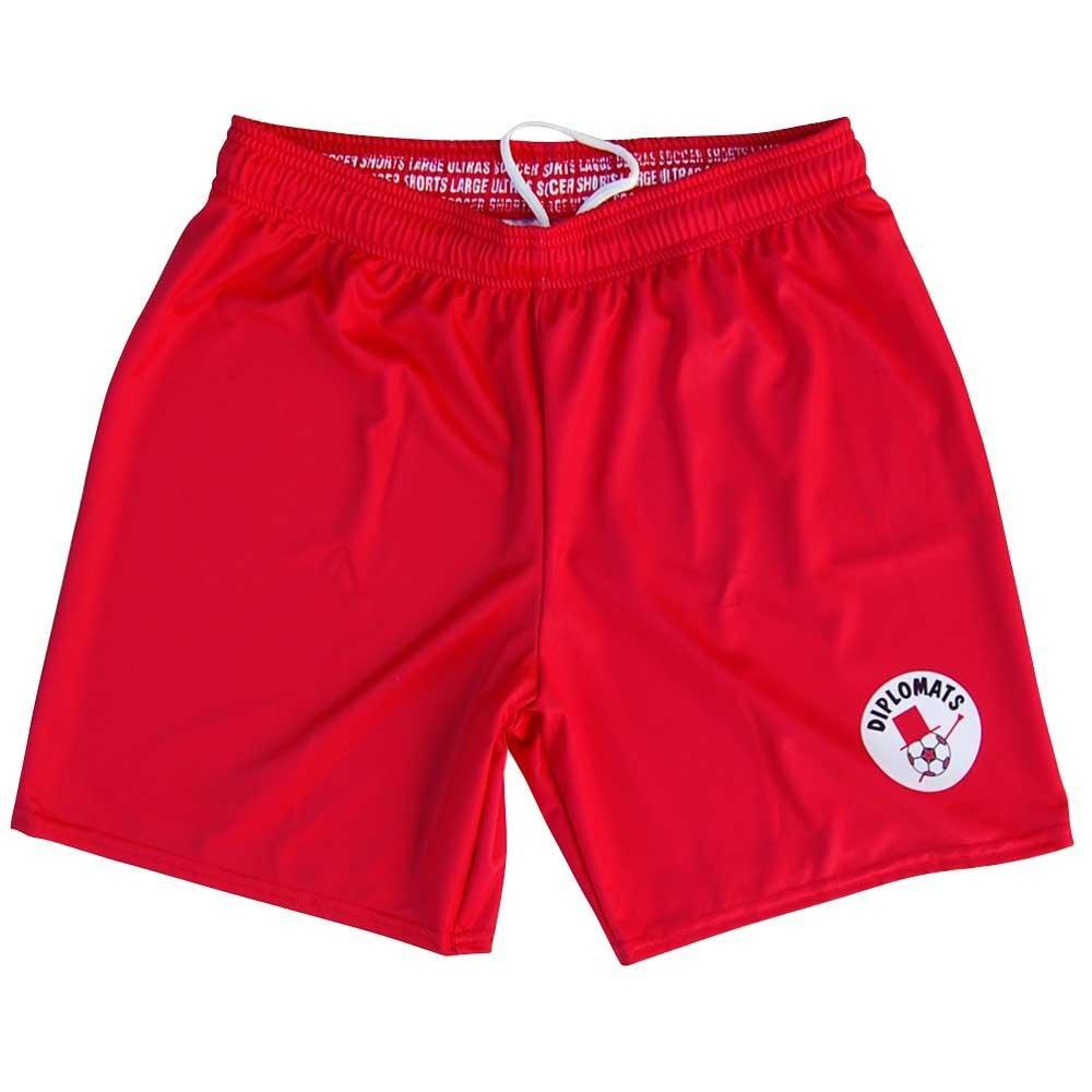 Ultras Washington Diplomats NASL Soccer Shorts