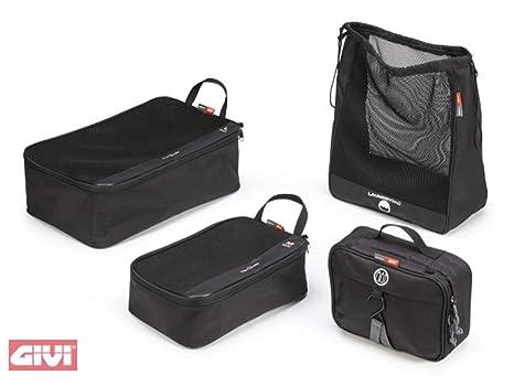 Amazon.com: Givi T518Travel - Juego de 4 piezas: Automotive