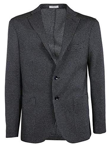 Noir Homme Boglioli Blazer N2902ebnc0020770 Coton qZnwa6