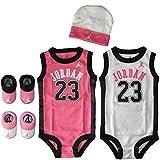 Jordan Baby Clothes Jersey Set