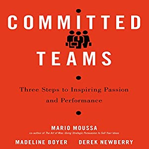 Committed Teams Audiobook