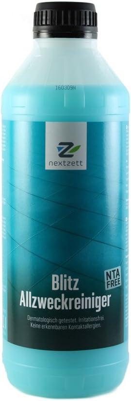 Nextzett 90010515 APC concentrado limpiador interior de coches