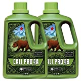 Emerald Harvest Cali Pro Grow A+B Fertilizer Combo, 3.8 L