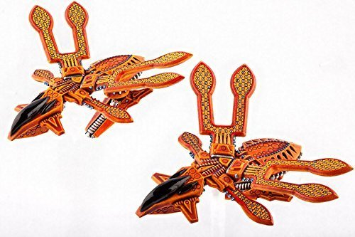 Dropzone Commander Shaltari Thunderbird (2 Figures) by Hawk Wargames