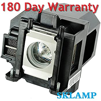 Compatible Replacement Lamp with Housing For Epson EB1830 Projector DLP LCD Bulb