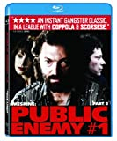 Mesrine: Public Enemy 1 Part 2 [Blu-ray] (Version française) [Import]