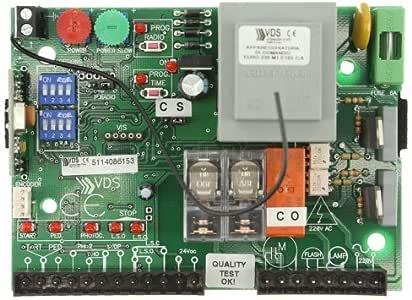 VDS Euro M1 Central de maniobras universal cuadro de control para ...