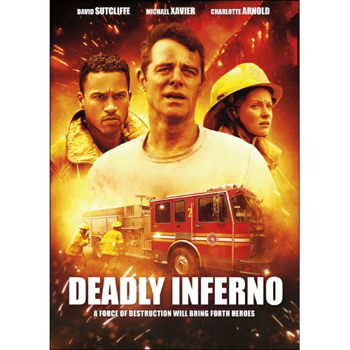 DVD : Deadly Inferno (Widescreen)