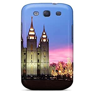 samsung galaxy s3 Fashion phone cases New Fashion Cases Sanp On mormon temple at christmas