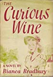 img - for The curious wine book / textbook / text book