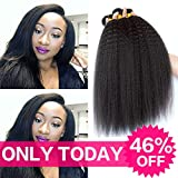 Best Grade Of Human Hair Weaves - 9A Grade Brazilian Yaki Straight Hair 3 Bundles Review