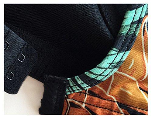 super-bab sujetador deportivo absorber el sudor sin llantas profesional cómodo sujetador deportivo mujeres Stretch Entrenamiento Yoga Fitness sin costuras espalda cruzada, 07, small rosa claro