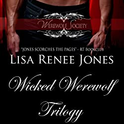 The Werewolf Society Box Set
