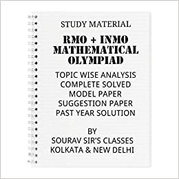Buy A NEW APPROACH TO RMO+INMO MATHEMATICAL OLYMPIAD [ PACK OF 4