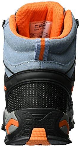 C.P.M. Rigel - Zapatos Hombre Gris (Acciaio)