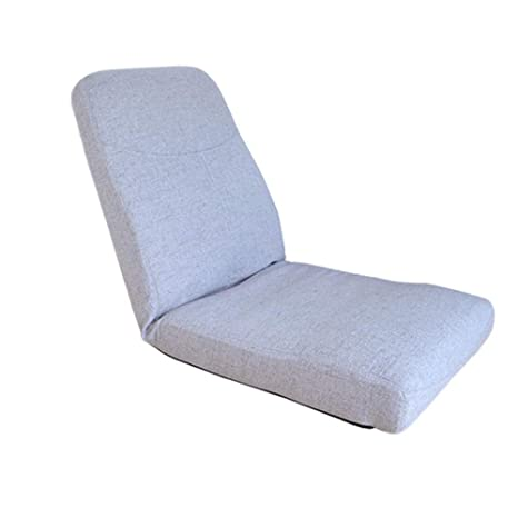 Sofá plegable, silla con respaldo sin patas, sillón de ...