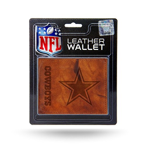 Dallas Cowboys Official Leather Billfold product image
