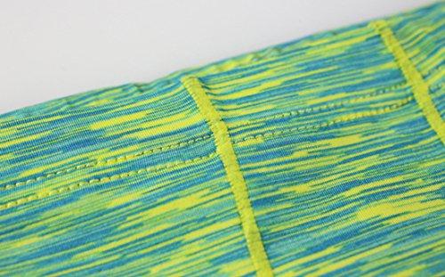da Pantaloncini Seaoeey blu verde uomo giallo rosa Txf0S5qw0