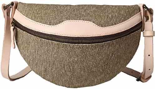 89302c1b9975 Kemy s Women Canvas Messenger Bag Vintage Moon Crossbody Travel Bags for  Traveling