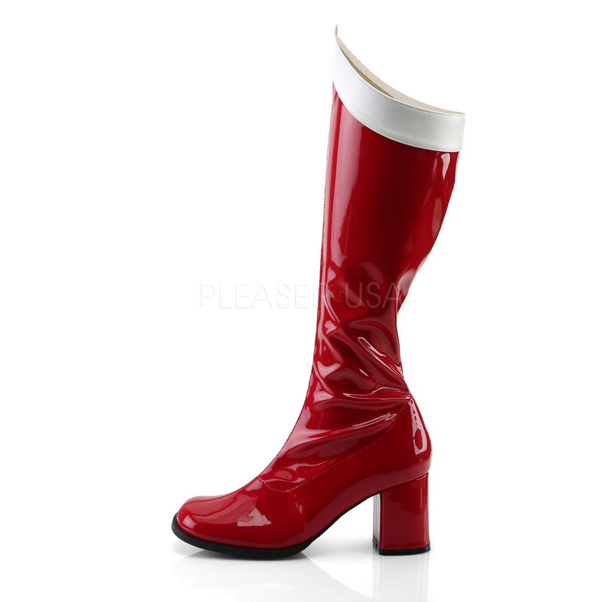 Funtasma Womens Gogo-306 Knee High Boot