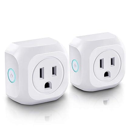 53491800a15dd WiFi Smart Plug Mini Wireless Smart Plug Socket Outlet