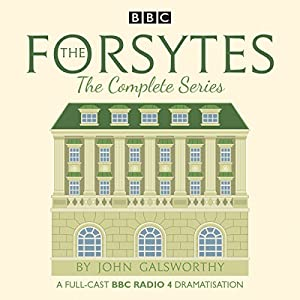 The Forsytes: The Complete Series Radio/TV