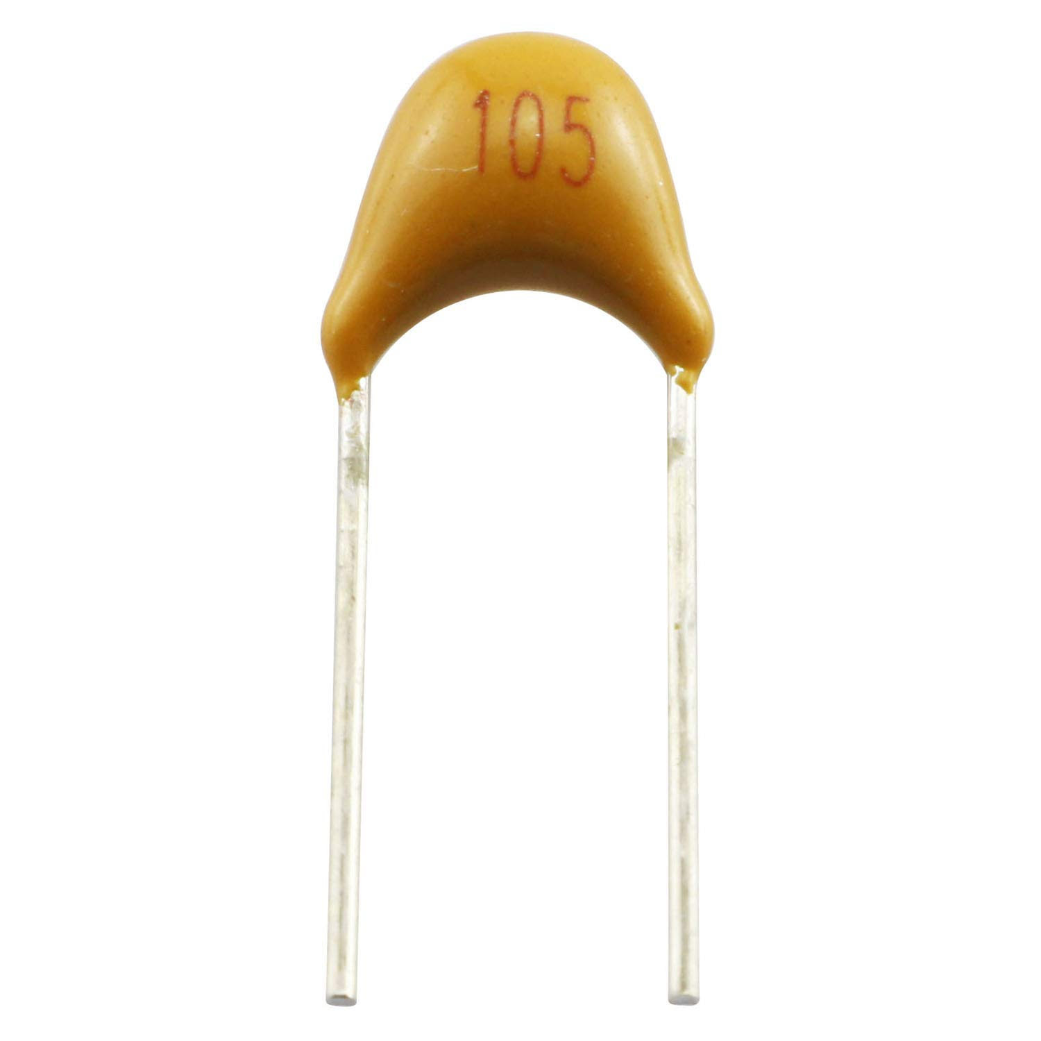 1UF 50V 18 Values Commonly Used Electronic Component DIY Assortment Monolithic Ceramic Capacitors Assorted Kit RLECS 180pcs 20PF-105