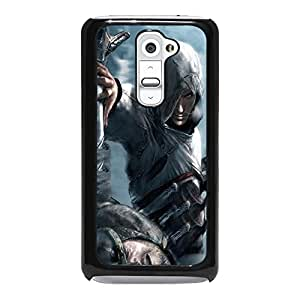 Special Pattern Assassins Creed Phone Case Cover For LG G2 Assassins Creed Unique Design