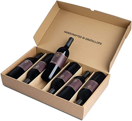 Trossos del Priorat, vino tinto Lo Món 75 cl. (75 cl.): Amazon.es ...