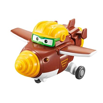 Amazon.com: Super Wings Transform a Bots - New Character ...