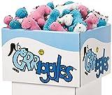 Grriggles US9214 72 72-Piece Fresh Water Berber Dinos Refill pet toy