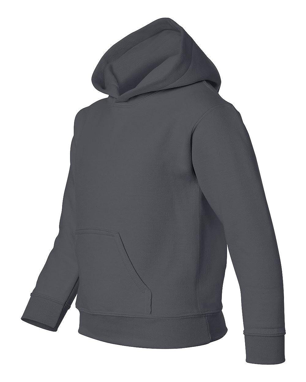 Gildan 18500B Heavy Blend Youth Hooded Sweatshirt