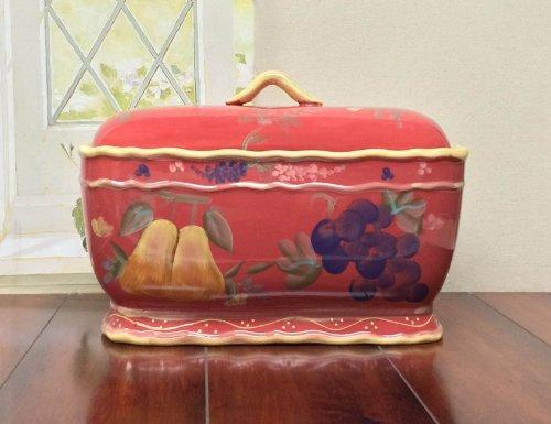 Crimson Orchard Toast Jar, 82775 By ACK