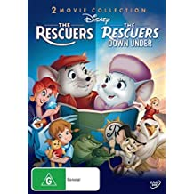 Disney - The Rescuers + The Rescuers Down Under