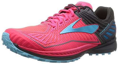 Brooks Women's Mazama Diva Pink/Anthracite/Bluefish 9 B US