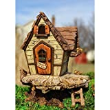 Miniature Fairy Garden Fairy Fort With Ladder Review