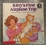 Kitty's First Airplane Trip, Linda C. Falken, 0590457888