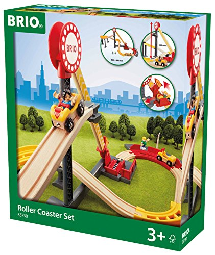 BRIO Roller Coaster Set Train (Thomas Roller)