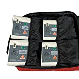 WNL Products WL120ES10-4 Pack AED Defibrillator
