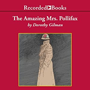 The Amazing Mrs. Pollifax Hörbuch