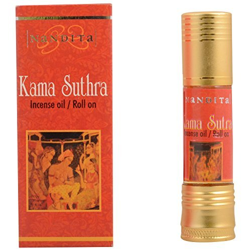 Kama Suthra Nandita Incense Oil/Roll On - 1/4 Ounce Bottle ()