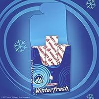 Wrigleys Winterfresh Gum, 15-Stick Slim Packs (Pack of 20 ...