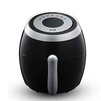 NJKA Freidora de aire Freidora eléctrica multifuncional de 3,6 l. Freidora sin humo de gran capacidad.: Amazon.es: Hogar