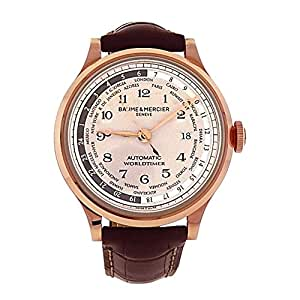 Baume & Mercier Capeland automatic-self-wind mens Watch 10107 (Certified Pre-owned)