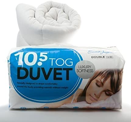 King Size 10.5 Tog Duvet from the Sarah