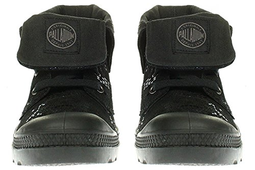 Palladium BAGGY LEA LOW LP SP - Damen Schuhe Sneaker Boots - 95120 Azul metal