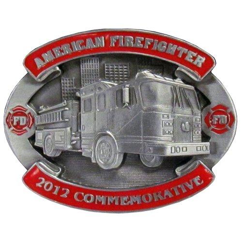 2012 Firefighter Commemorative Buckle