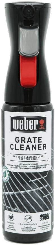 Weber 17875 Producto de limpieza para parrilla y horno